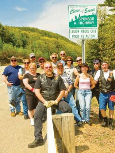 American Legion Riders Chapter 8 On The Road Again