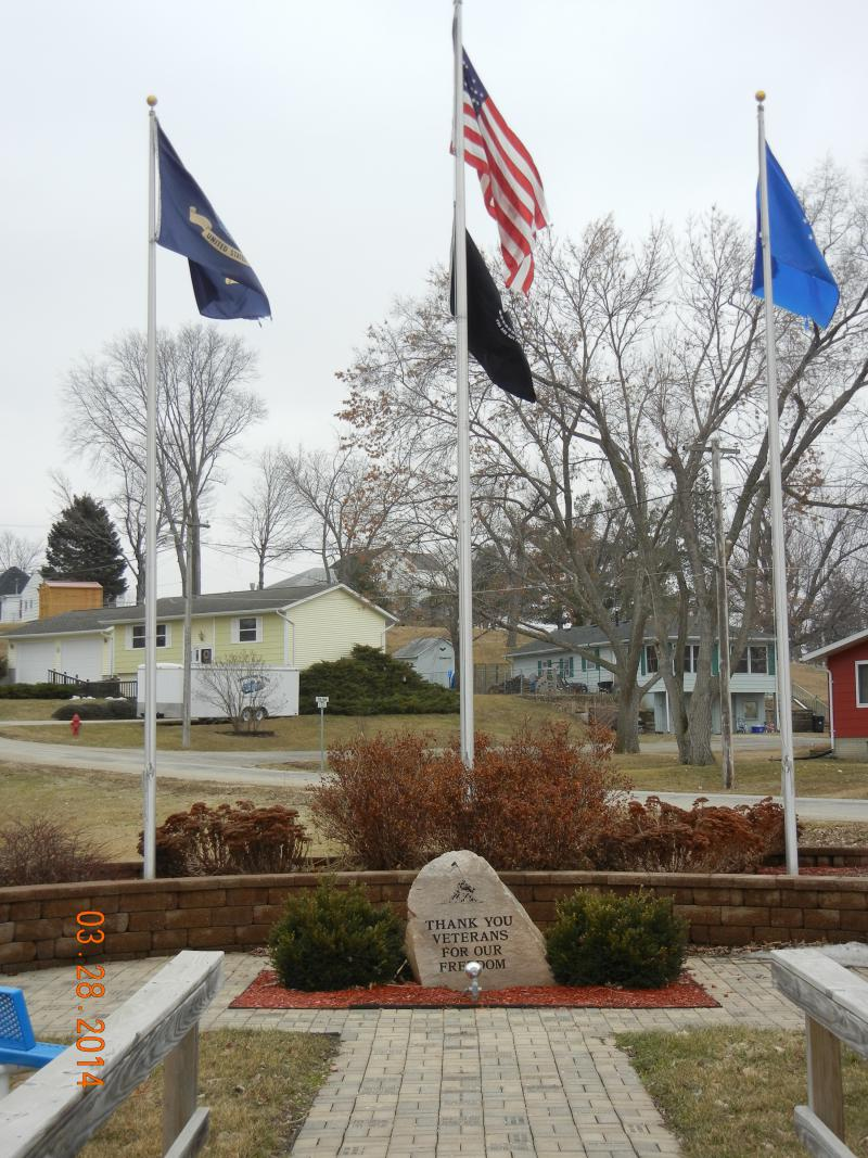 Small Iowa Town Honors Its Veterans Legiontown U S A
