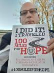Finished my 100 miles