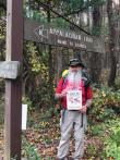 Backpacking for a cause