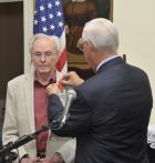 World War II veteran awarded the French Legion of Honor