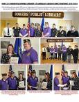 Post 101 presents Somers (Conn.) Public Library with Legion history book