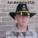 Sgt. Gene Lamie