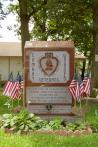 Purple Heart Monument in Freeland, Pa
