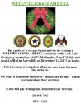 Florida Squadron 347 hosts Wreaths Across America ceremony