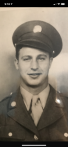 Russell Gerard WWII Veteran
