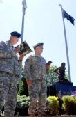 Gen. Petraeus' Chaplain Helps Kick Off Memorial Day
