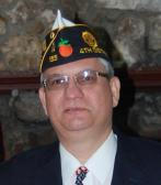1st Global War on Terrorism Veteran elected to any Citrus County Veterans organization as Commander