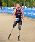 Rob Jones Journey Begins Month of Marathons