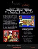 Painting America's Portrait- How Illustrators Created Their Art