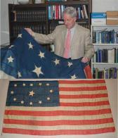 Antique Flag Restored