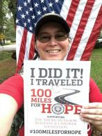 Legionnaire walked, ran and rucked 100 miles