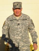 American Legion Post #155 member earns Bronze Star Medal!