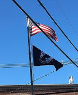 POW-MIA flag now flies over Maryland town after passage of National POW-MIA Flag Act