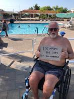 Swim 163 Miles for Hope