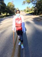 120 miles and still walking