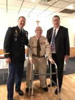 Signal Corps corporal recognized 68 years later