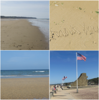 D-Day veterans able to receive sand from Normandy beaches