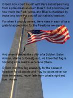 A Flag Prayer