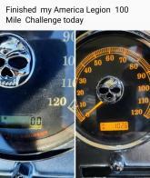 100-mile challenger