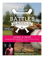 American Legion Baseball event raises money for cancer research