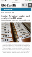 Marion (Iowa) Post 298 shares the centennial story