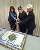 National Press Club's American Legion post celebrates 100 years