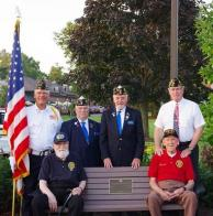 American Legion centennial celebrated in Blue Ash, Ohio