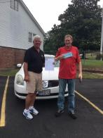 Canton (Ga.) Post 45 works with Homeless Veteran Program to provide 7th donated car in 18 months for a veteran in need