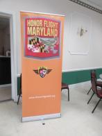 Adams Hanna Moore Post 156 hosts Honor Flight Maryland BWI