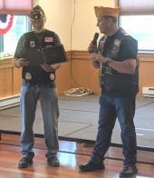 Francis Scott Key Post 11 American Legion Riders participate in Maryland Gold Star Legacy Run