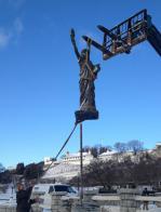 American Legion Post 299 - Saving Lady Liberty on Mackinac Island