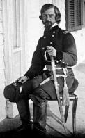 Major General Isaac Ingalls Stevens.  Mexican and Civil Wars
