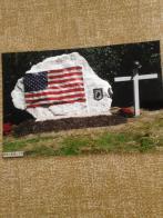 Korean War veteran makes memorial to fallen comrades