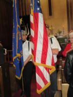 Four Chaplains memorial service