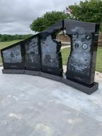 Gold Star Families Memorial Monument dedicated at Frisco Commons Park