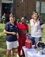 Young entrepreneur honors veterans