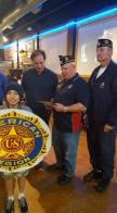 Audie L. Murphy Post 336 sponsors fundraiser with Fuddruckers Restaurant in San Antonio
