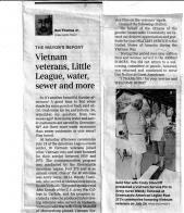 Frank L. Carbaugh Greencastle American Legion Post 373 honors Vietnam veterans