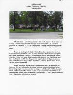 Adams Township Post 553 history