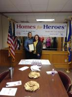 Royse City post recognizes genocide survivor as first Tri-County Hero Award recipient