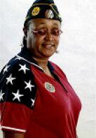Legionaire competed for Ms. Veteran America 2014