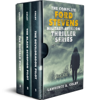 The Buffalo Pilot: A Ford Stevens Military-Aviation Thriller (Book 3)