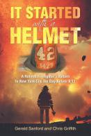 Navy veteran/retired FDNY firefighter honors 20th anniversary of 9/11 with new book