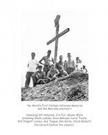 The world's first Vietnam veterans memorial?