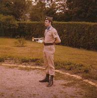 Legionnaire Al Hays tells his story