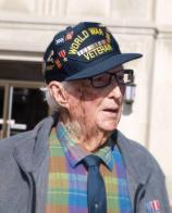 Edward Frazier, World War II veteran