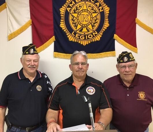 Legion hears about impressive Oklahoma State University