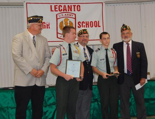 Lecanto HS ROTC Awards.jpg