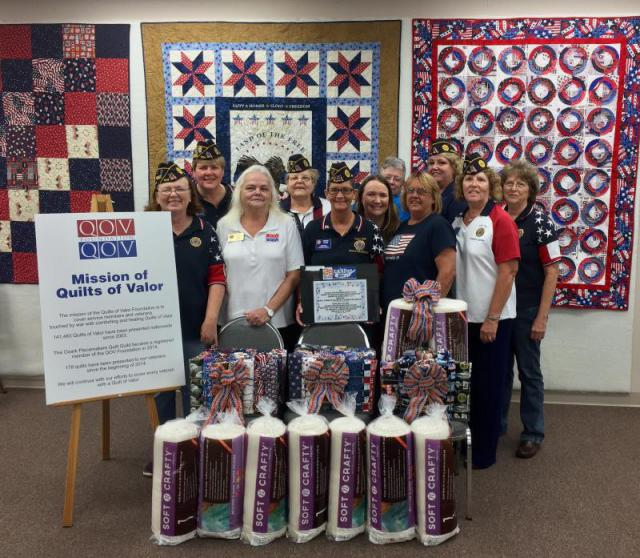 Donate Quilts To Veterans